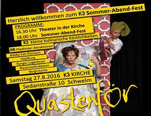K3 Sommer-Abend-Fest