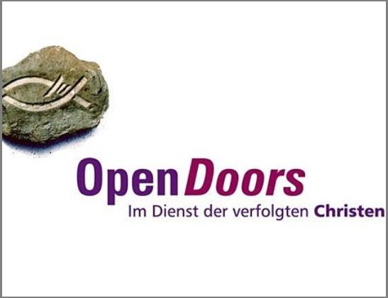 Präsenz-Gottesdienst mit OPEN DOORS